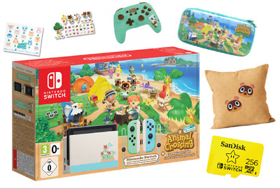 Nintendo Switch**Limited Edition**Animal Crossing:New Horizons (Official) Bundle