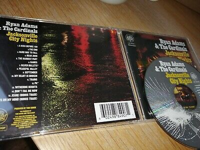 Ryan Adams and the cardinals Jacksonville City nights