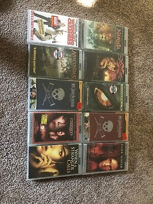 Lot Of 10 New Sony PSP Movies