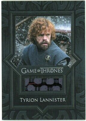 2020 Game of Thrones Season 8 VR13 Tyrion Lannister Jacket Costume Relic