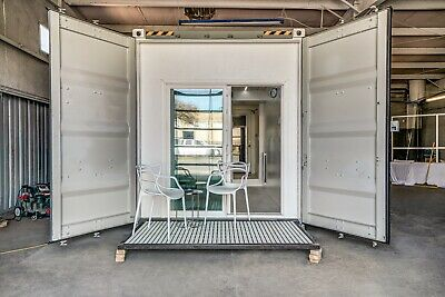 Finished and Ready to Go Luxury Shipping Container Home  1 Bd/1 Bth 320 Sq Ft