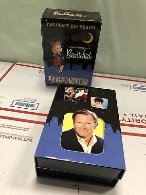 Bewitched: The Complete Series DVD Set Elizabeth Montgomery