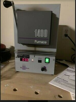Thermolyne 1400 Lab Furnace - works great
