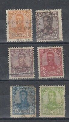 timbres argentina
