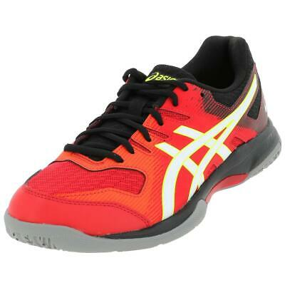 Chaussures running Asics Rocket 9 gel red indoor Rouge 19551 - Neuf