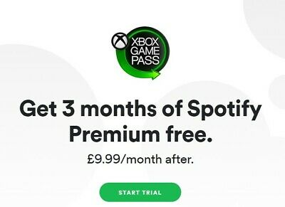 Spotify Premium 3 Months Code **New Accounts Only**