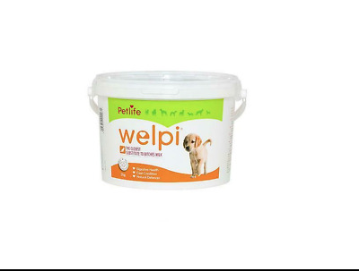 Welpi 2kg – Milk Substitute Whelping Formula For Puppies