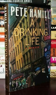Hamill, Pete A DRINKING LIFE 1st Edition 7th Printing