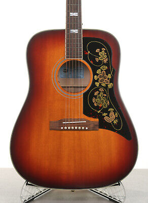 Epiphone Masterbilt Frontier 6-String Acoustic-Electric Guitar - Iced Tea Aged