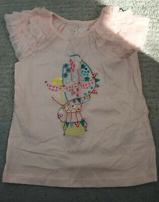 Girls Junior J Jasper Conran T Shirt Age 2-3
