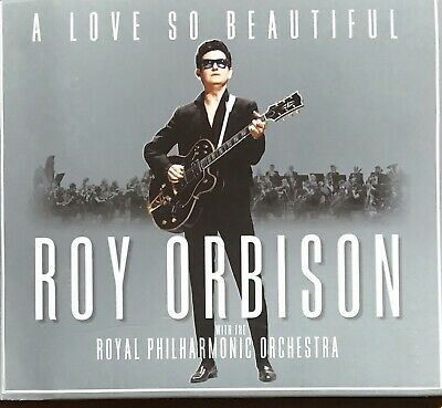 Roy Orbison & The Royal Philharmonic Orchestra - A Love So Beautiful - 17 Tracks