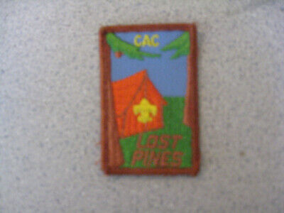 Boy Scout, 2 X 3 CAC, Lost Pines patch