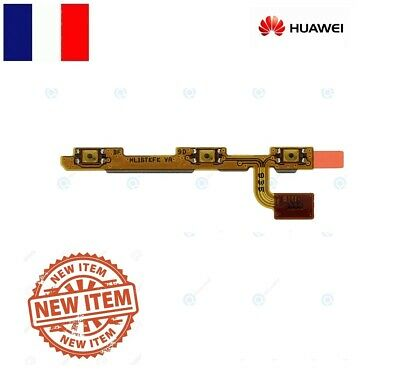 Nappe cable bouton power on off volume Huawei Y9 Prime 2019 P Smart Z - Neuf
