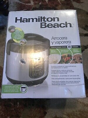 Hamilton Beach 37518 Rice Cooker