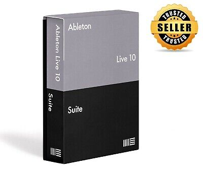 Ableton Live 10 Suite  ✅ instant delivery  ✅ WINDOWS ✅