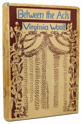Virginia Woolf Tra Il Acts 1st Edizione 1st Stampa
