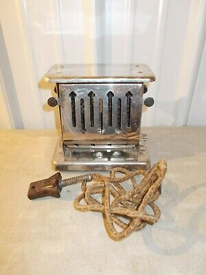 QUALITY Brand Vintage Toaster CLOTH CORD WORKS