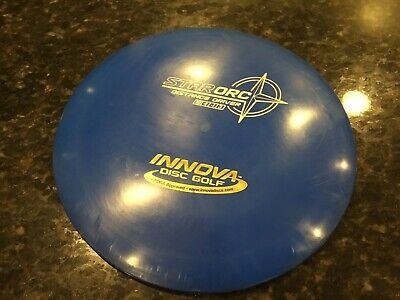 Used Star Orc, with patent number, 166g