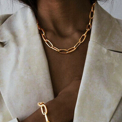 Silver Chunky Chain Choker Necklace Other Bloggers Stories Mango