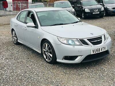 2008 Saab 09 MAR 1.9 TTiD 180 Aero Saloon DIESEL Manual