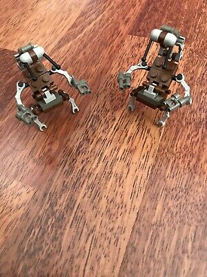 Lego Minifigures Star Wars Sw0063 Droideka - Destoyer Droid