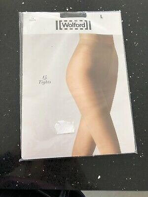 Wolford Collant Neuf Taille Fr L Colori Noir