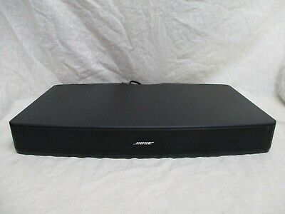 Bose Speaker Bose Solo 5 Tv Sound System Soundbar Speaker Bose Excellent No Remo