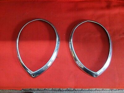Used 1937 1938 Ford Headlight Rings