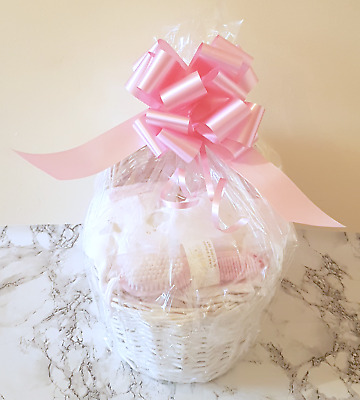 Luxury New Baby Girl Hamper Gift, Newborn