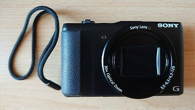Sony Cyber-shot DSC-HX60 20.4MP Digital Camera & Various Accessories *FREE P&P!*
