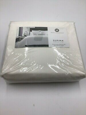 Hotel Collection Supima King Comforter Cover 680 Thread Count Price 301.00
