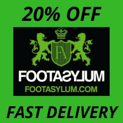 FOOTASLYUM 20% DISCOUNT CODE Limited Time Only- FAST DELIVERY - UK ONLY