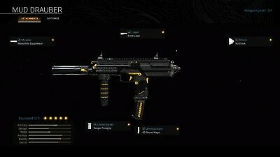 Call Of Duty MW Warzone Mud Drauber Easteregg Weapon PS4, Xbox, PC