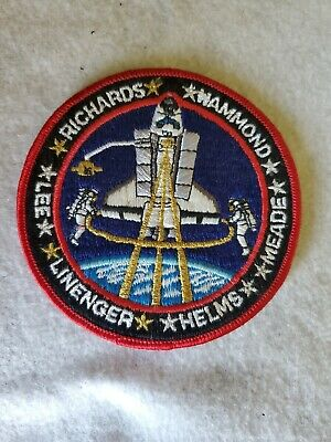 Patch From Space Launch