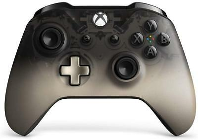 Genuine Microsoft Xbox One Wireless Controller Phantom Black Special Edition-14