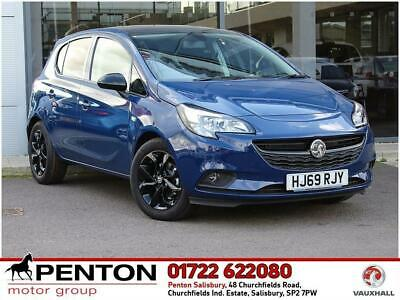 2019 Vauxhall Corsa 1.4i Griffin (s/s) 5dr