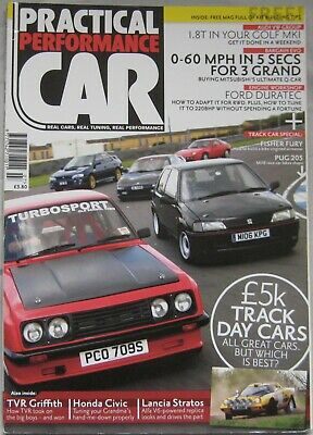 Practical Performance Car Magazine July 2005 Issue 15