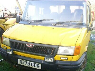 1996 Ldv 400 CONVOY TD LWB Recovery Truck No VAT Private Sale