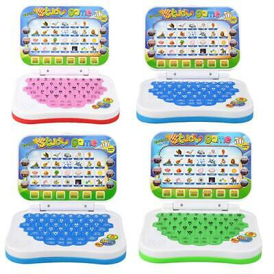 Kids Computer Toy Multi Functional Learning Computer Pre School Education XN