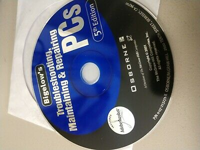 bigelows troubleshooting maintaining &repairing pcs cd only