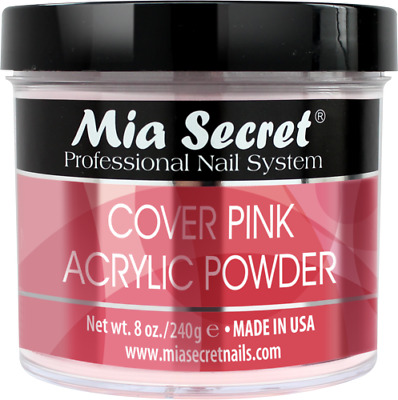 Cover Acryl Poeder Pink 240ml.