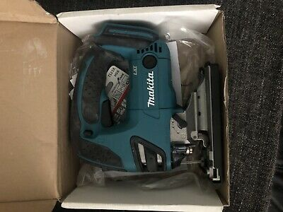 Makita 18v DJV180Z Jigsaw. Cordless jig saw WITHOUT battery/charger. Never used.