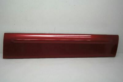 2005-07 Ford Escape Right Front Passenger Door Molding Red