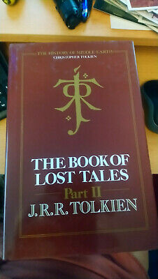 The Book of Lost Tales - J.R.R.Tolkien