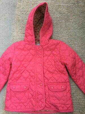 Next Girls Quilted Jacket Age 4-5