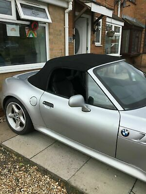 BMW Z3 2.0, Roadster, Titan Silver, Convertible, Petrol, Manual