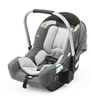 Excellent Condition Stokke Nuna Infant Car Seat Black Malange With Extra Base