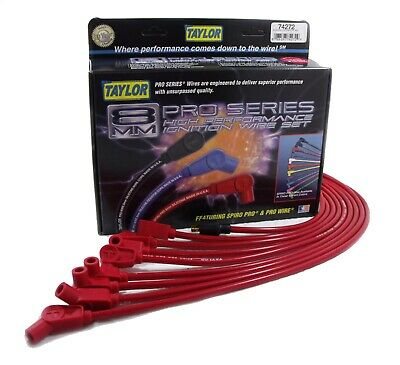 Taylor Cable 74272 8mm Spiro-Pro Ignition Wire Set