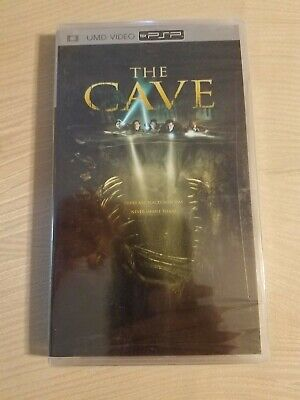 NEW The Cave PSP UMD Video