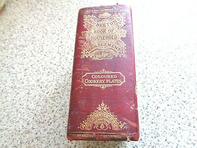Mrs Beetons Book of Household Management New Edition Revised and Corrected 1880